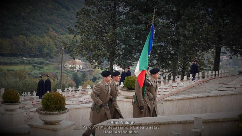 75° delle Commemorazioni Ufficiali della Battaglia di Montelungo