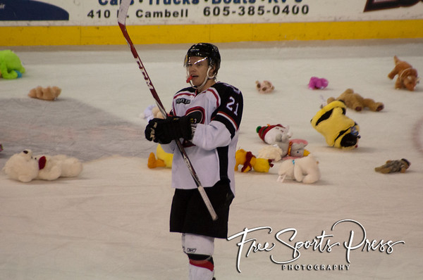 Rush vs Mallards (12/06/2014)