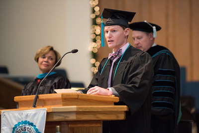 2017 CCHS Graduation - Fall