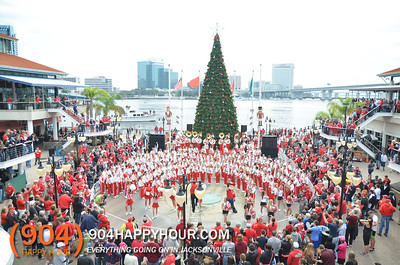 Gator Bowl Parade and Pep Rallies - 12.31.13