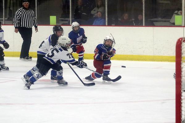 Dells Tournament vs Quad Cities Ice Eagles