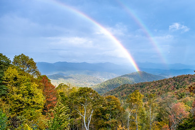 Fall in the Carolinas & Tennessee 2020