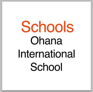 Ohana International School