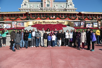 Disney with Manish