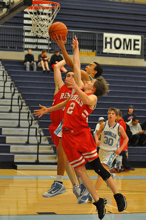 JV Corvallis vs. South Albany Boys Basketball