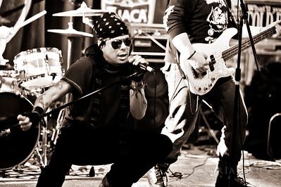 Bang Tango and Jerry's Jam Band, Jan 27, 2011
