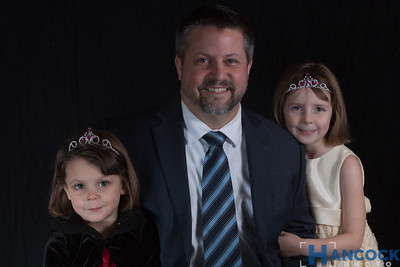 Girl Scout Father Daughter Dance 2018