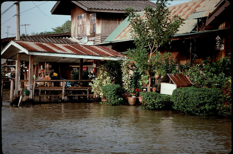 Bangkok's backwaters