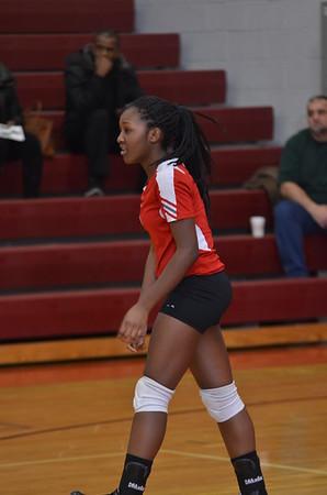 GJV Volleyball vs Lowville 1-23-15