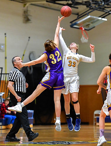 Section 3 Girls BB 2017,18