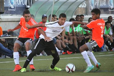 Cibao Atletico vs Los 30 de Villa Tapia