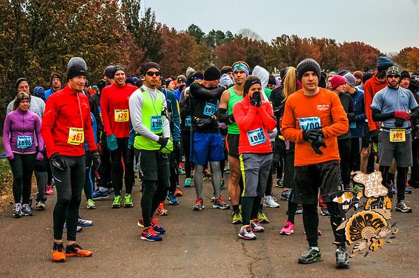 Marathon & Half - Start