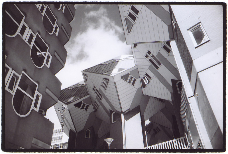 Rotterdam, The Netherlands: Cube Houses