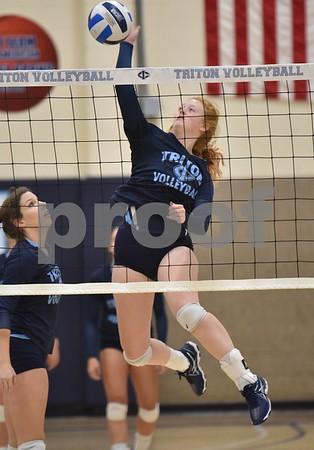 Iowa Central Triton Volleyball Invitational 10/22/16