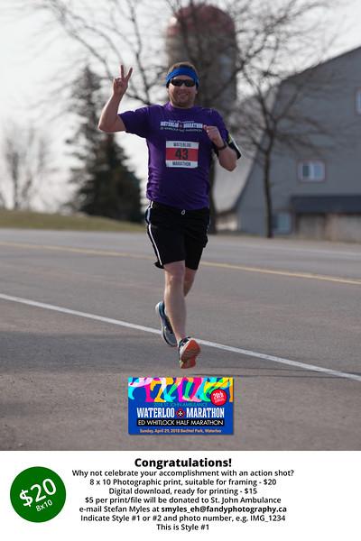 St. John Ambulance Marathon 2018
