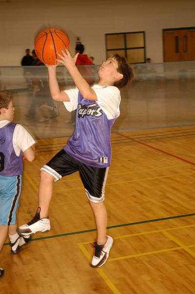 JCCA 3rd Grade Basketball Winter 2008