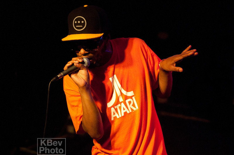 Del the Funky Homosapien, Bukue One, Abstract Giants, Billa Camp and Kid Russell (Jun 11)