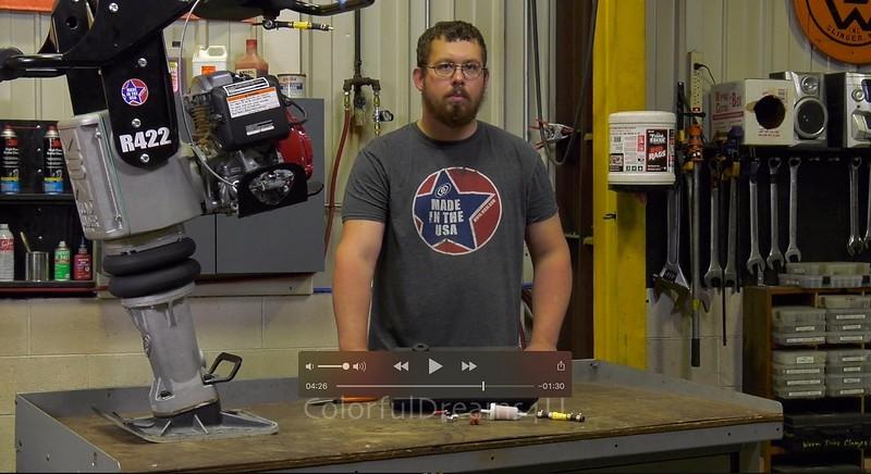 Rammer Service Kit - #20194