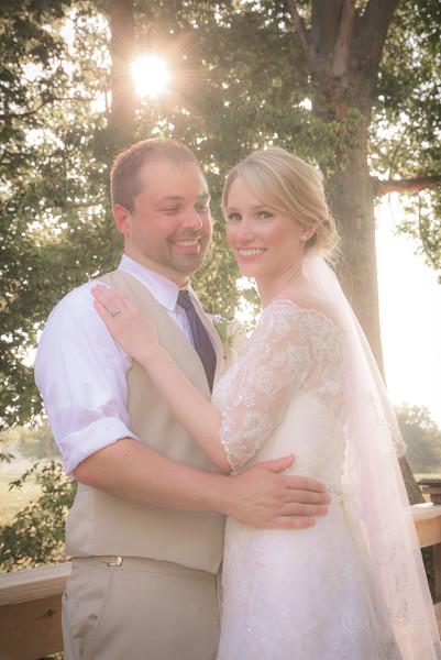 Engagement & Wedding Photos