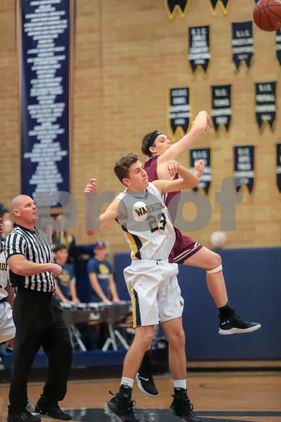 181215_Meridian vs Centennial Boys Varsity Basketball