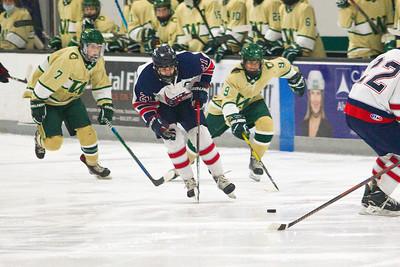 Hockey: TC West at Bay Reps, Feb 24, 2021