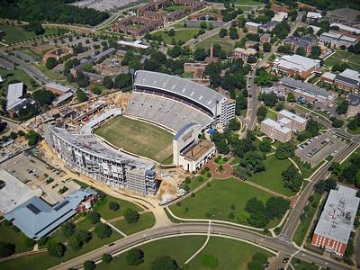 Football Stadium Expansion - 2013/2014