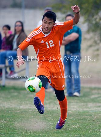 Soccer - Brandeis vs Stevens (JV) (2014)