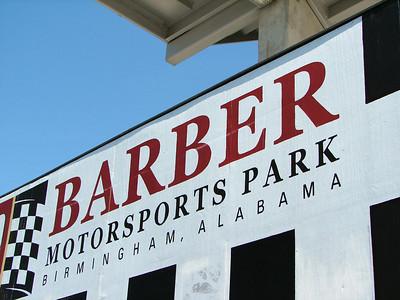 Barber Motorsports Park 2006