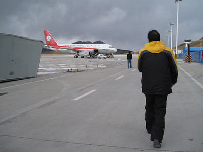 Jiuzhaigou - Meandering China Winter 2009