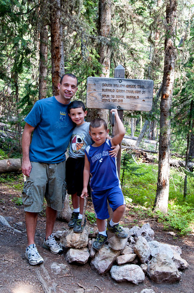 David and boys on trail.jpg