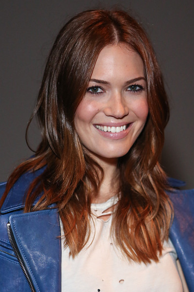 NEW YORK, NY - SEPTEMBER 07:  Actress / singer Mandy Moore attends Billy Reid's spring 2013 fashion show during Mercedes-Benz Fashion Week at Eyebeam on September 7, 2012 in New York City.  (Photo by Chelsea Lauren/Getty Images)