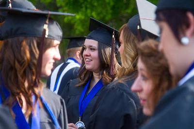 USU Graduation 2012