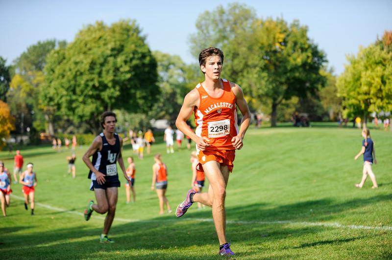 2014 - University of Minnesota Griak Cross Country Race   -- Copyright Christopher Mitchell / SportShotPhoto.com