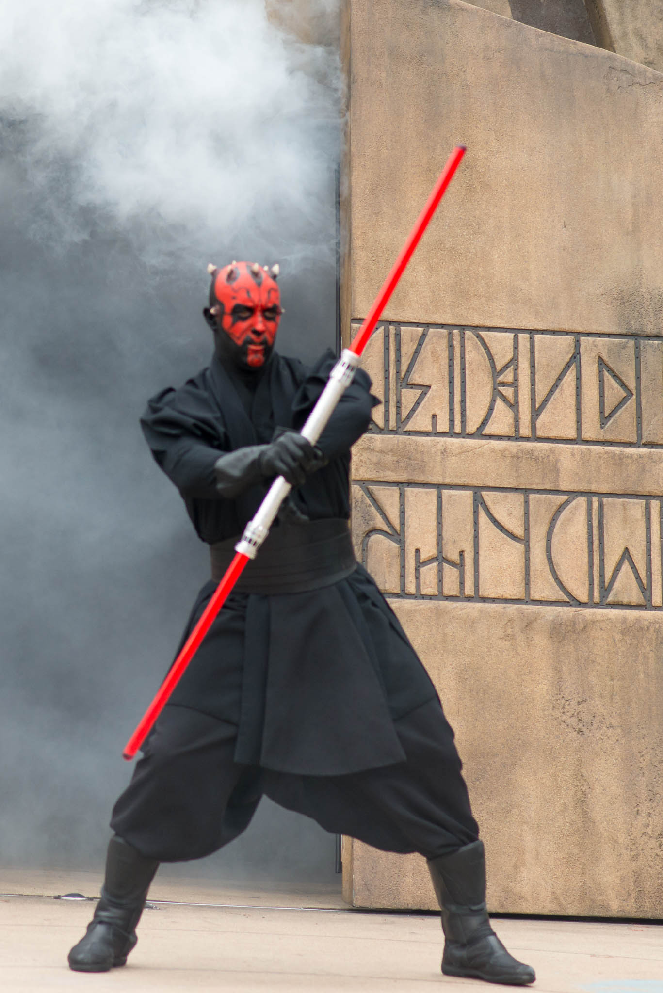 Disney's Hollywood Studios - Darth Maul