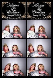 Kristine & Christian  Wedding