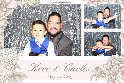 Kere and Carlos's Wedding