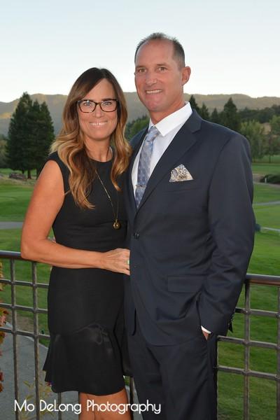Lisa and Andy Richardson