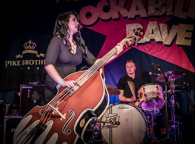 The Relax Trio, Rockabilly Rave 2017