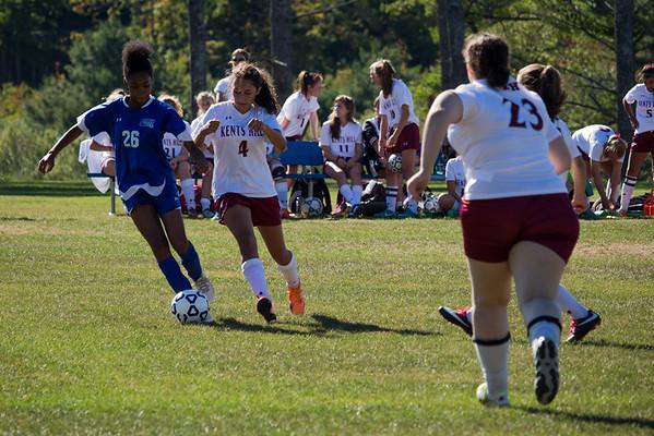 Soccer Junior Varsity Girls 2016