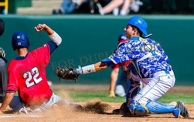 Baseball Gonzaga 2015