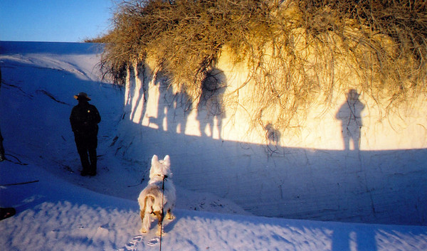 White Sands National Monument (October 2006)