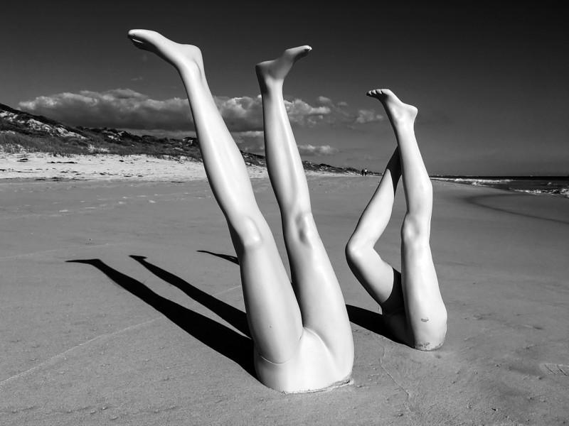 Legs sur la plage #28