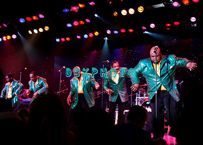 DBKphoto - The Temptations 01/17/2009