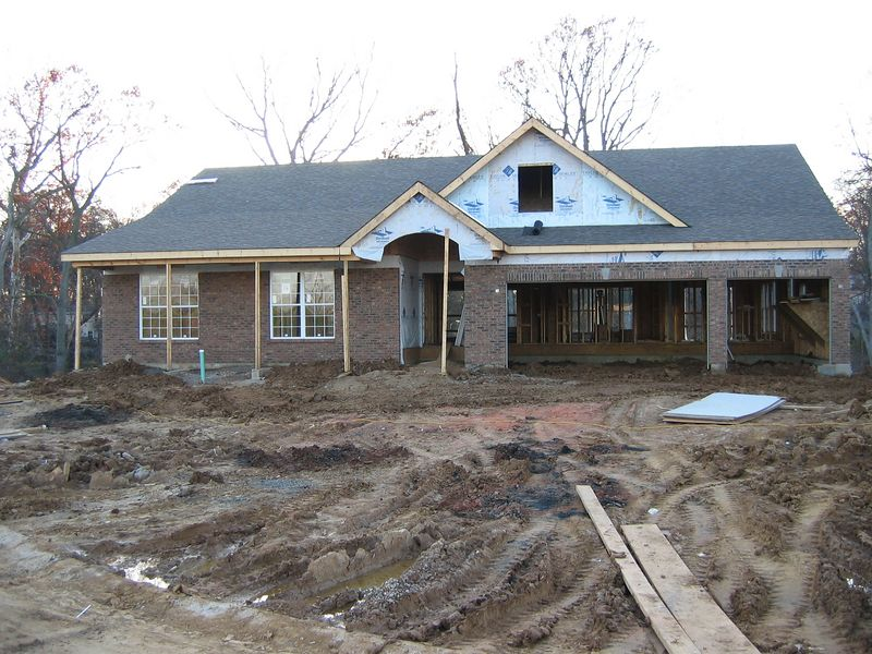 Roof Completed November 17