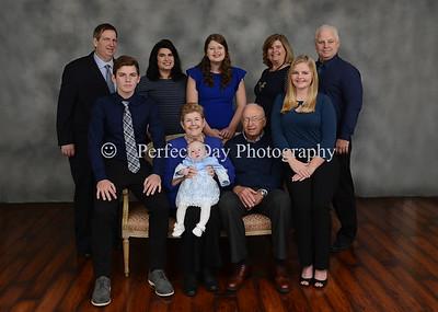 Lesserman Family Portrait Session