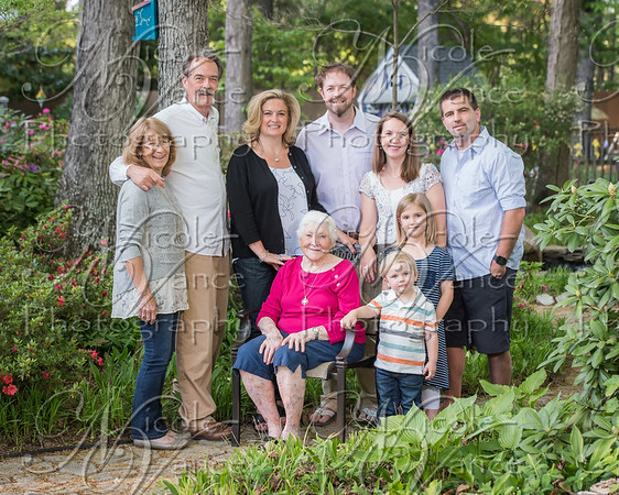 Extended Family Photos-2018