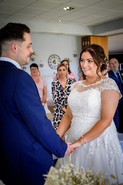 Shona and Alex Wedding