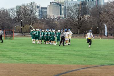 Saints Lacrosse 4/11/2018