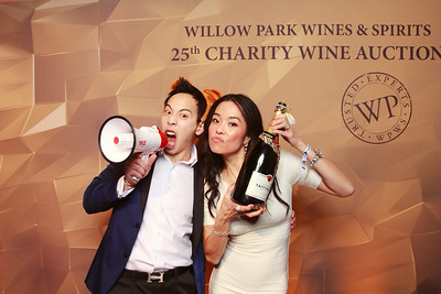 Willow Park Wines & Spirits 25th Charity Wine Auction
