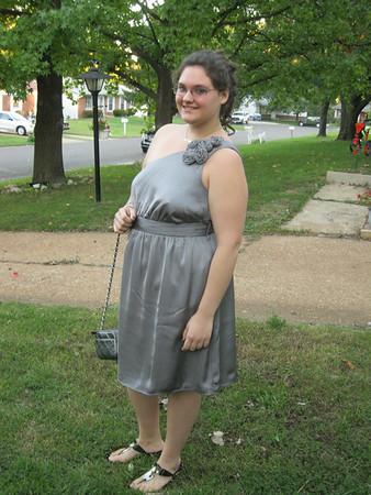 Tiffany's Homecoming dress